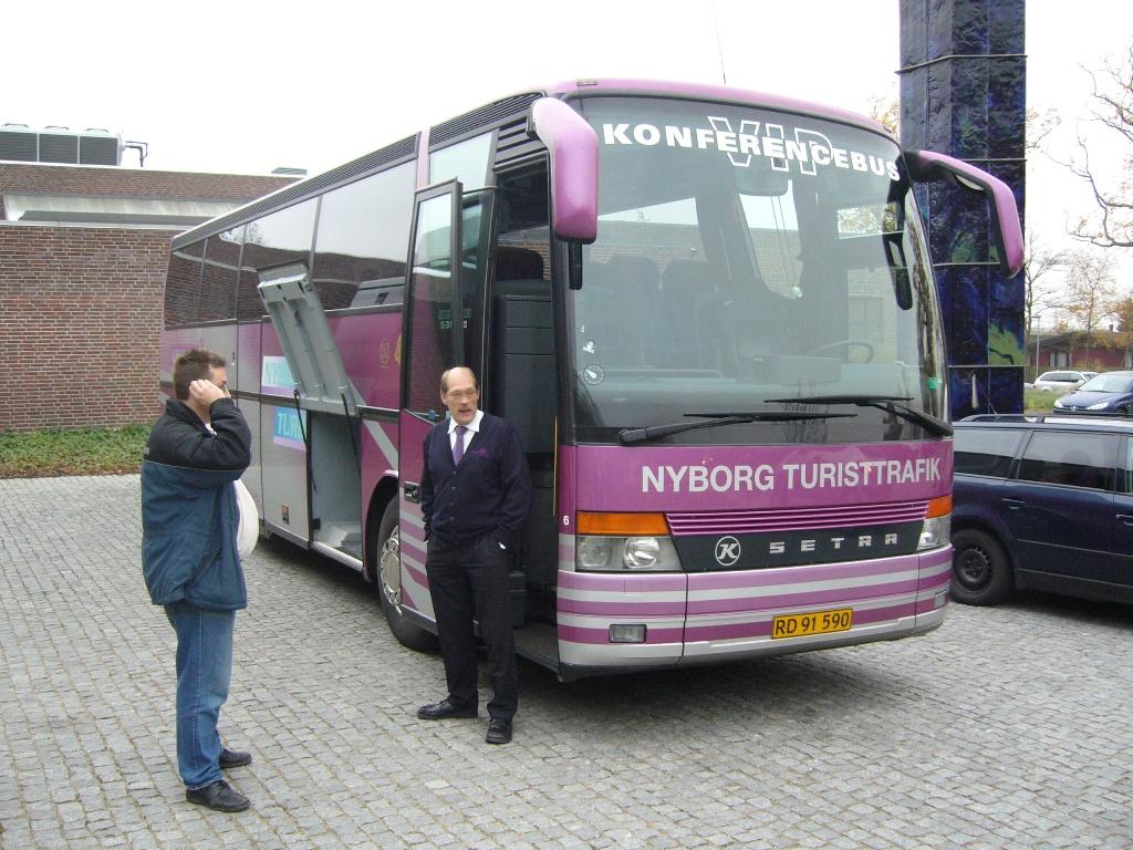 rejser med bus